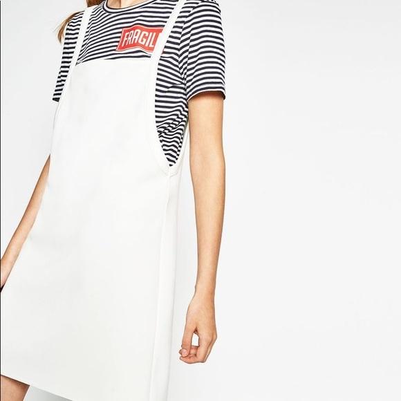 b9c03851e0 Zara 2 Piece Jumper Dress